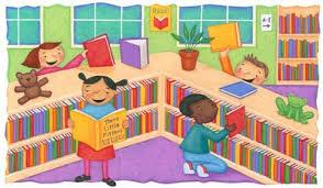 library-shelf